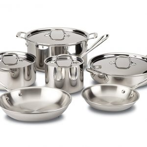 All-Clad Cookware Set, Pots and Pans Set