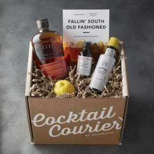Cocktail Courier Kit, Fallin' South Old-Fashioned