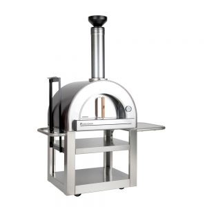 Pronto 500 Wood Burning Oven in Copper